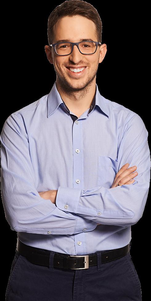 Konrad Gołuchowski AI Lead Scientist Synerise